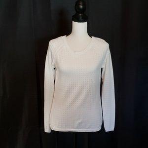 Ana white shirt with holes
